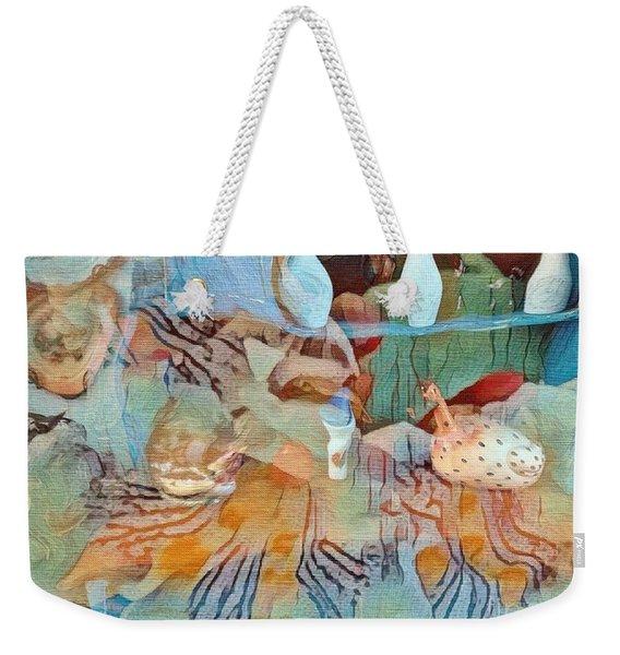 Pleasant Dreams Weekender Tote Bag