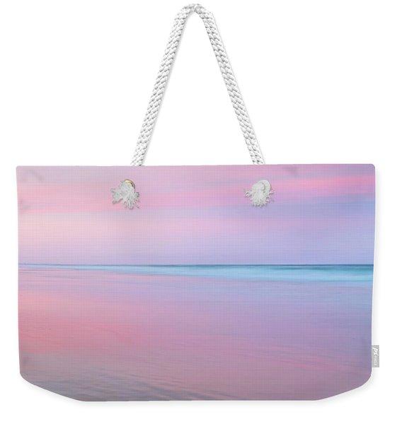 Pleasant Horizons Weekender Tote Bag