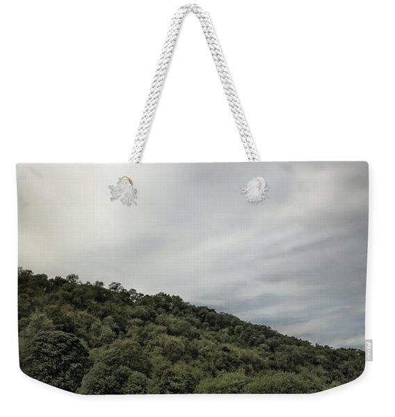 Pleasant Valley Sunday Weekender Tote Bag
