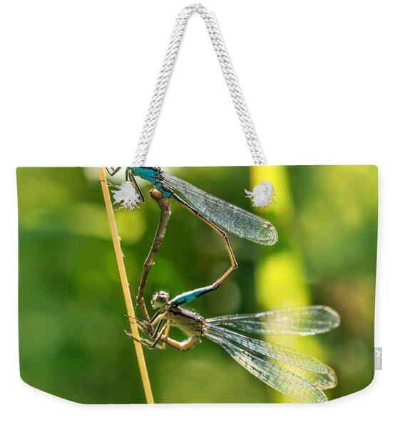 Please Do Not Disturb Weekender Tote Bag