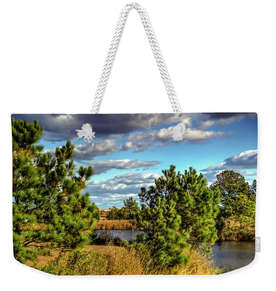 Pleasure House Point Natural Area  Weekender Tote Bag