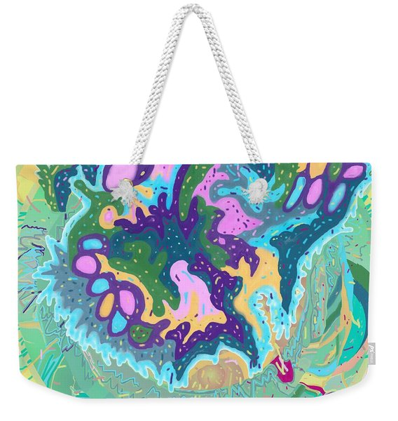 Pleasure Island Weekender Tote Bag