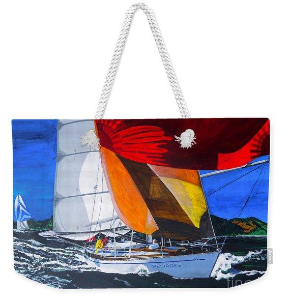 Pleiades Weekender Tote Bag