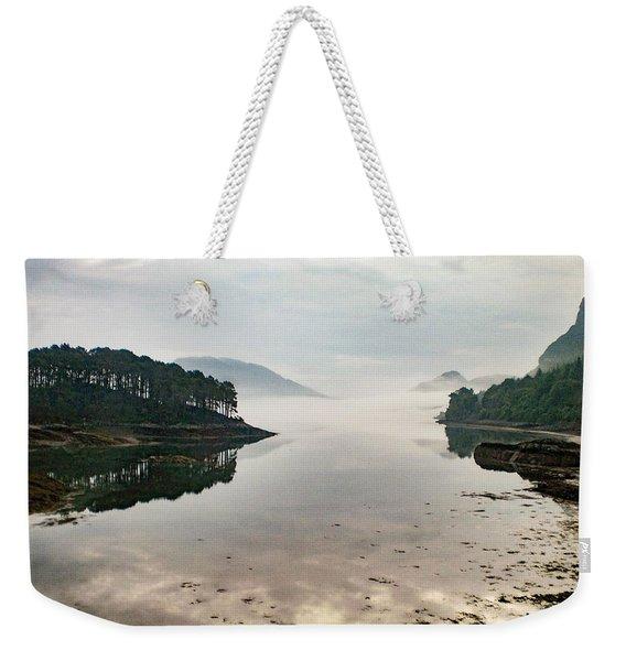 Plockton, Highlands, Scotland,  Weekender Tote Bag
