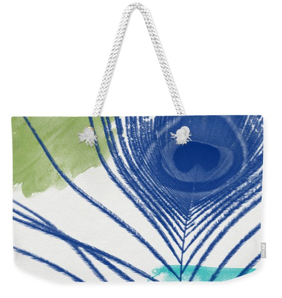 Plumage 3- Art By Linda Woods Weekender Tote Bag