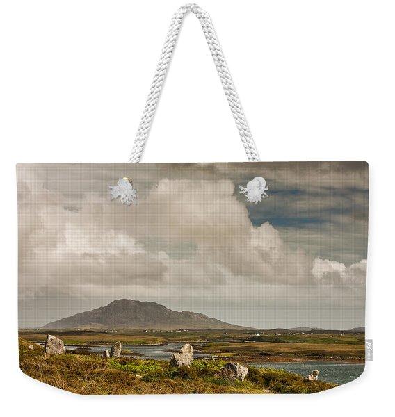 Pobull Fhinn Stone Circle Weekender Tote Bag