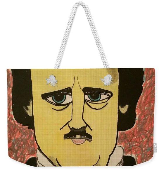Edgar Allan Poe  Weekender Tote Bag