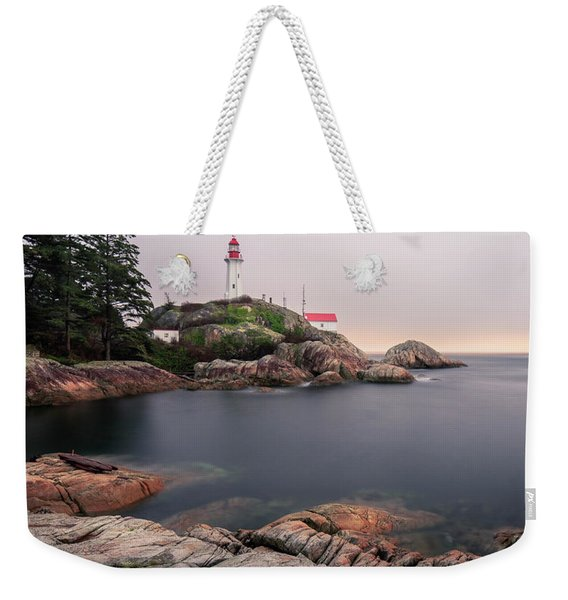 Point Atkinson Lighthouse Weekender Tote Bag