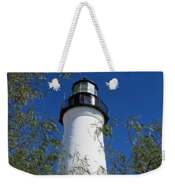 Point Isabel Light Weekender Tote Bag