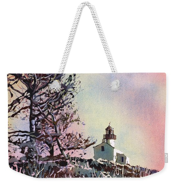 Point Loma Lighthouse- San Diego Weekender Tote Bag
