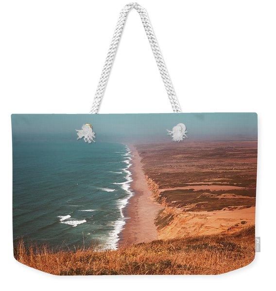 Point Reyes National Seashore Weekender Tote Bag