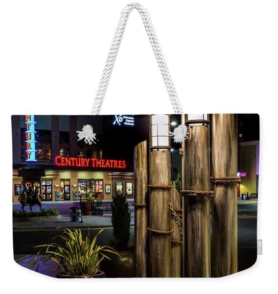 Point Ruston Lamps Weekender Tote Bag