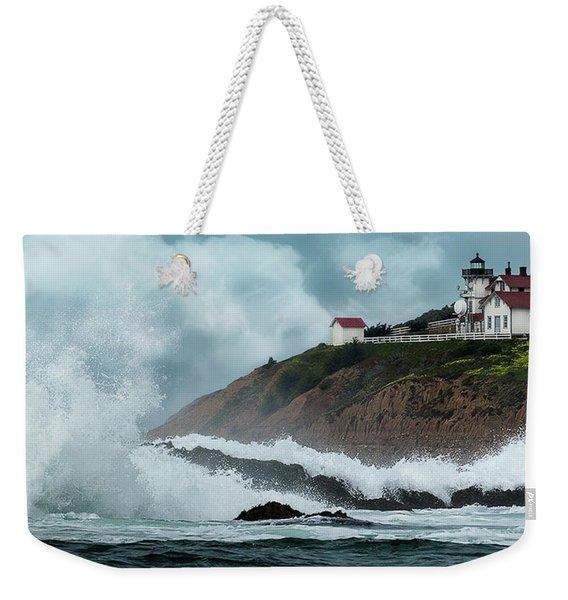 Point San Luis Lighthouse Weekender Tote Bag