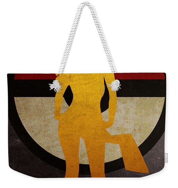 Pokegirl 4 Weekender Tote Bag