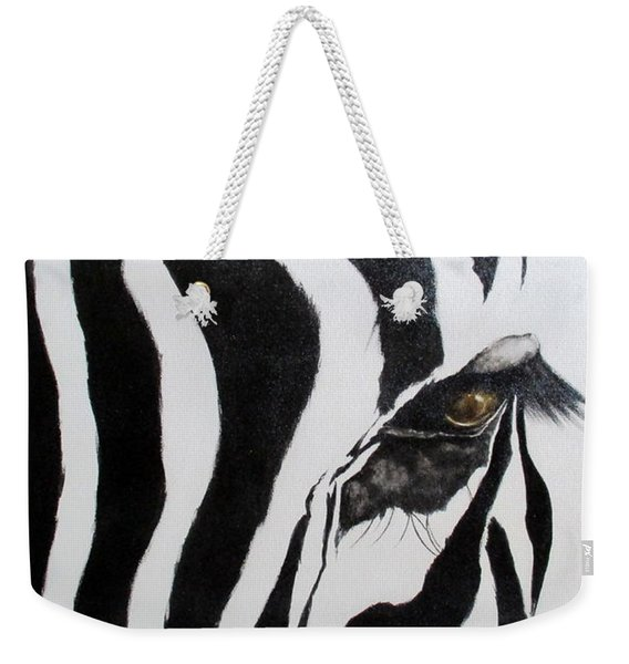 Poker Face Weekender Tote Bag