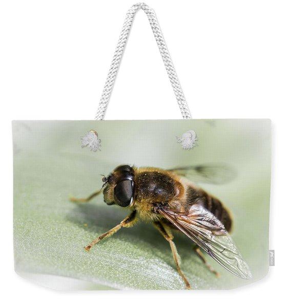 Pollen Dusted Weekender Tote Bag