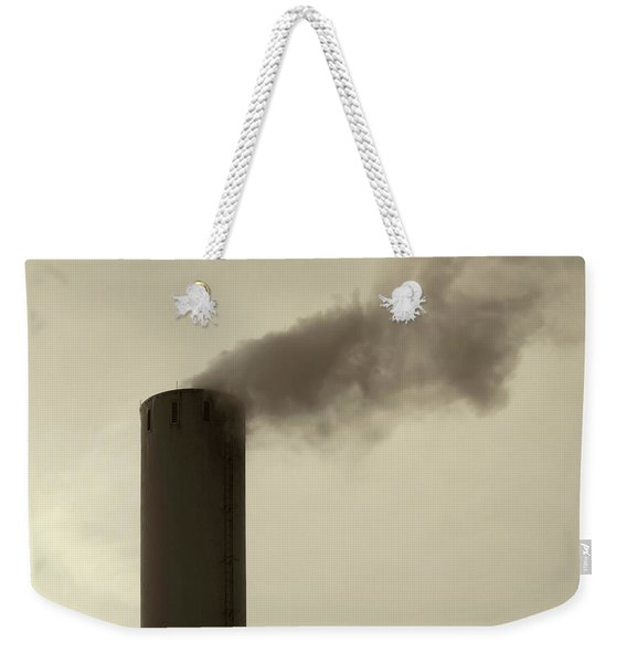 Pollution Weekender Tote Bag