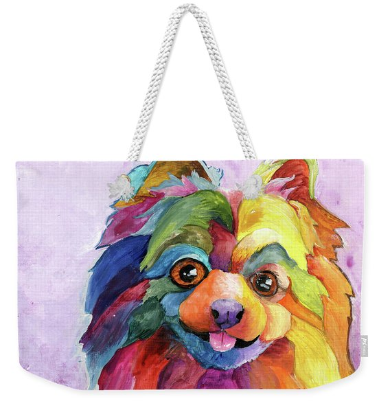Pom Too Weekender Tote Bag
