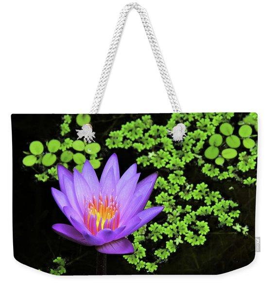 Pond Beauty Weekender Tote Bag
