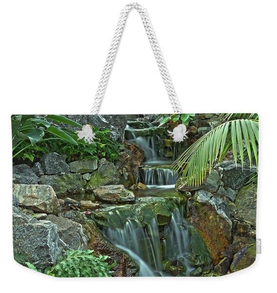 Pond@muttart Weekender Tote Bag