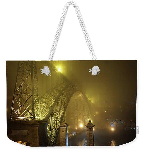 Ponte D Luis I Weekender Tote Bag