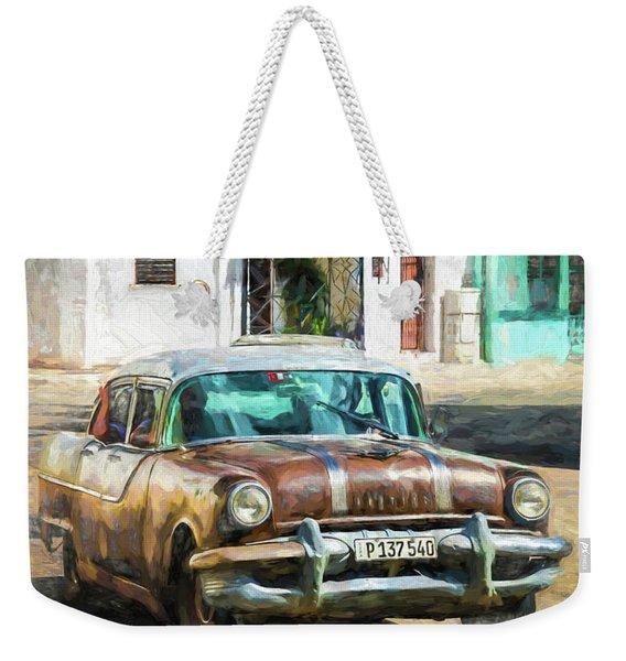 Pontiac Havana Weekender Tote Bag