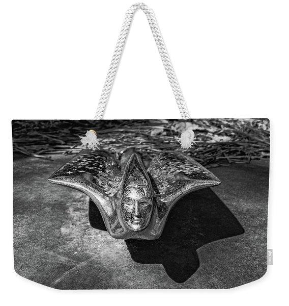 Pontiac Hood Ornament Weekender Tote Bag