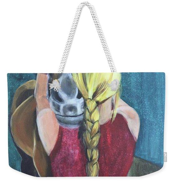 Pony Love Weekender Tote Bag