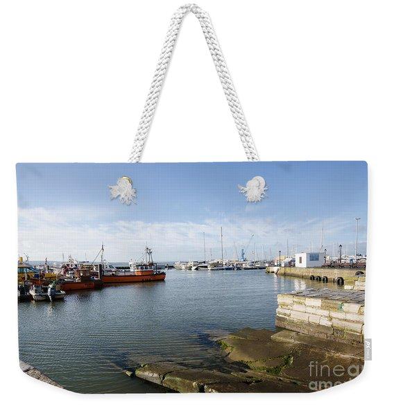 Poole Harbour Weekender Tote Bag