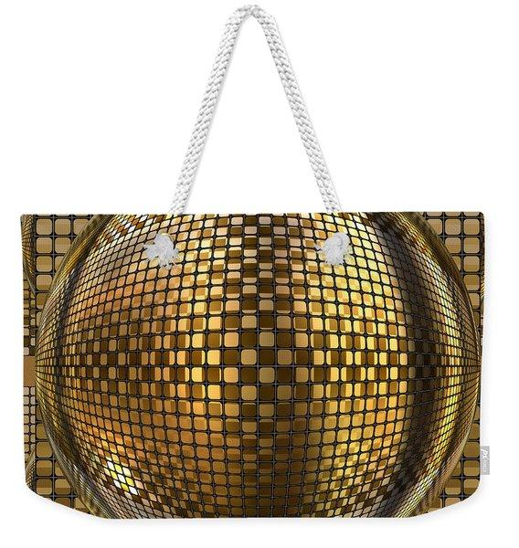 Pop Art Circles Weekender Tote Bag