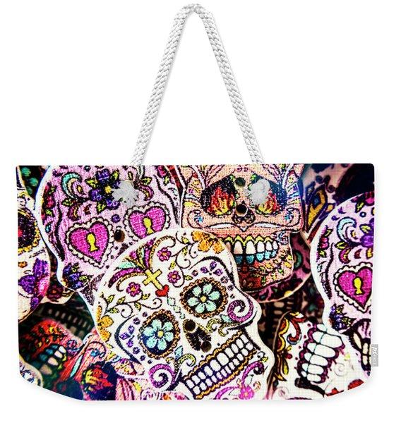 Pop Art Horrors Weekender Tote Bag