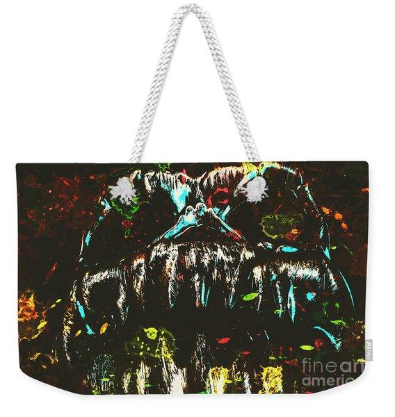 Pop Art Madness Weekender Tote Bag