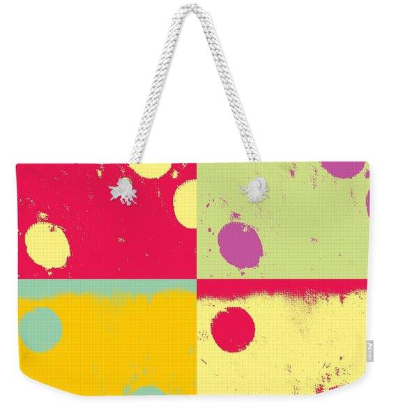 Pop It Weekender Tote Bag