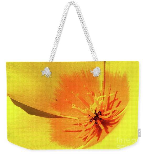 Poppy Impact Weekender Tote Bag