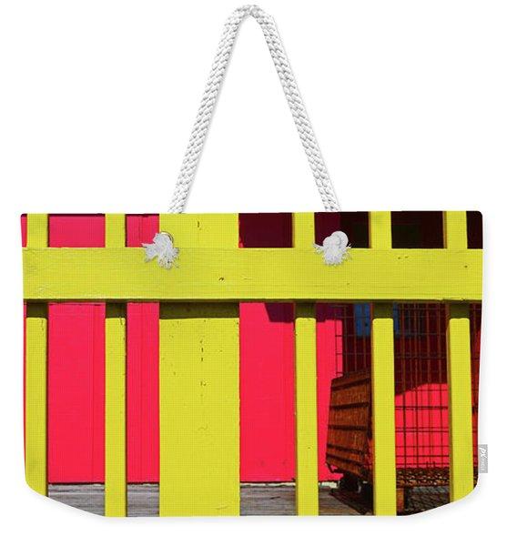 Porch Al Noveau Weekender Tote Bag