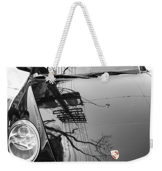 Porsche Reflections Weekender Tote Bag