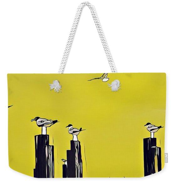 Port A Weekender Tote Bag