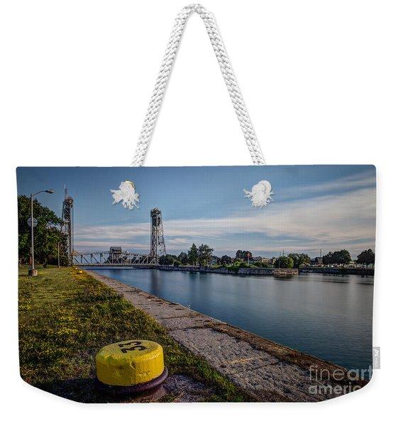 Port Colborne Weekender Tote Bag