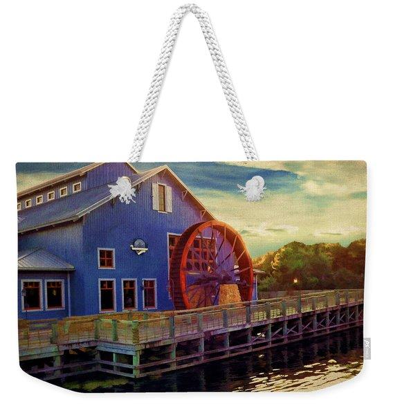 Port Orleans Riverside Weekender Tote Bag