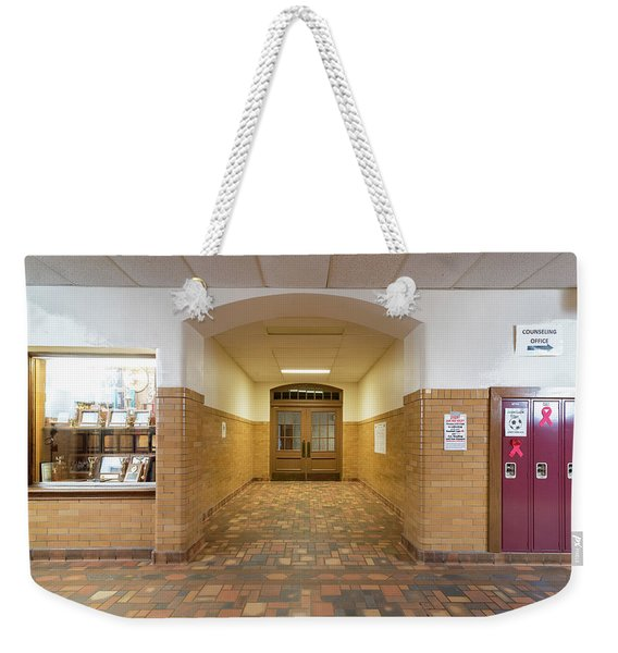 Port Washington High School 25 Weekender Tote Bag