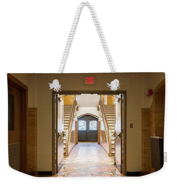 Port Washington High School 33 Weekender Tote Bag
