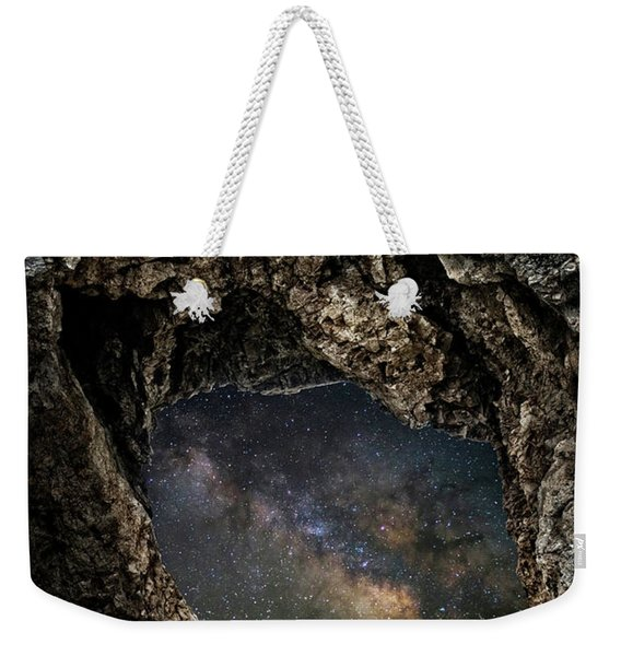 Portal To The Universe Weekender Tote Bag