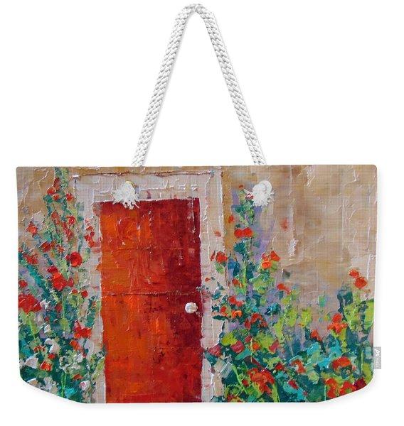 Porte De Provence Weekender Tote Bag