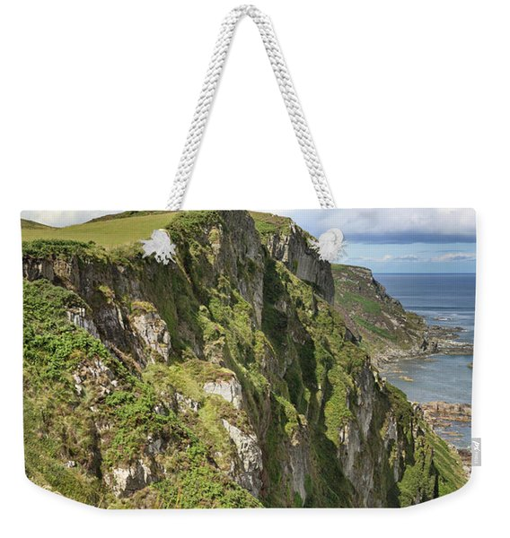 Portkill Cliffs Weekender Tote Bag