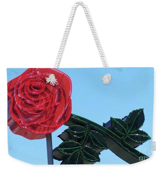 Portland - City Of Roses Weekender Tote Bag