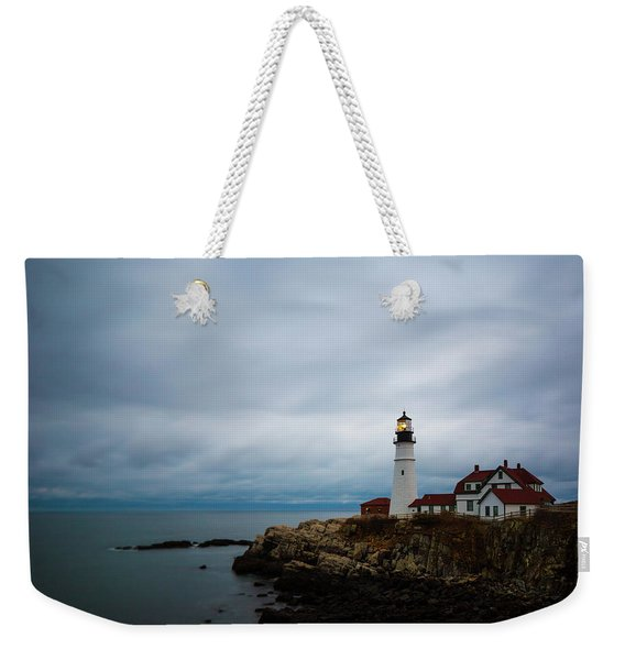 Portland Head Light 2 Weekender Tote Bag