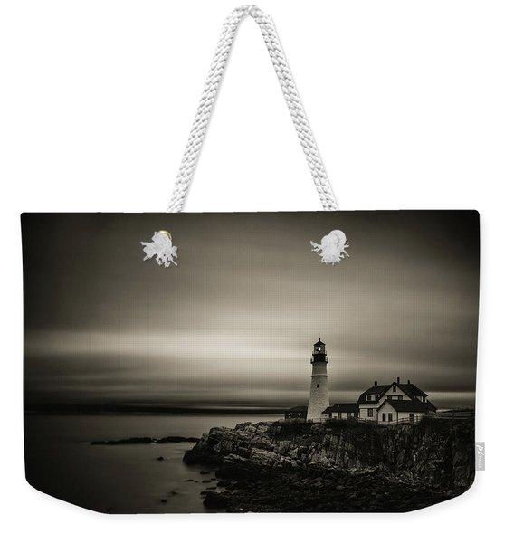 Portland Head Light 3 Weekender Tote Bag