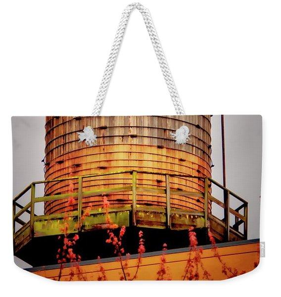 Portland Water Tower IIi Weekender Tote Bag