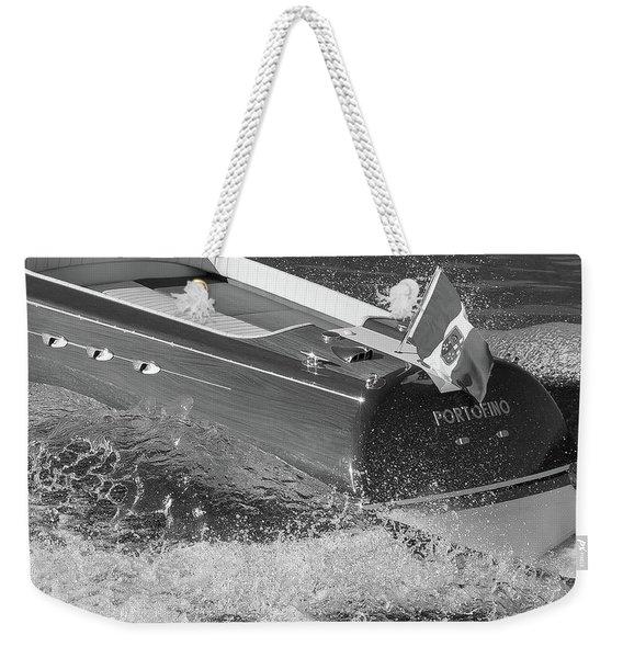 Portofino 5 Weekender Tote Bag