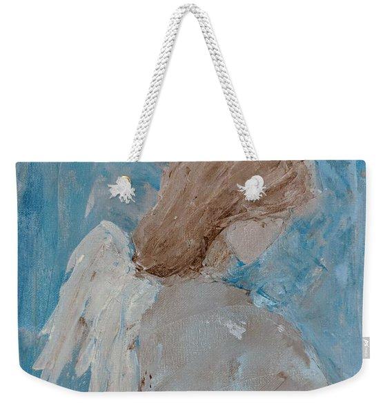 Portrait Of An Angel Weekender Tote Bag